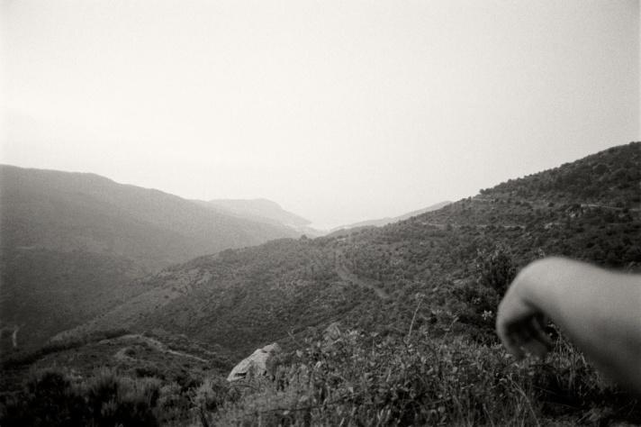 Ruta Lister, Portbou, 2003