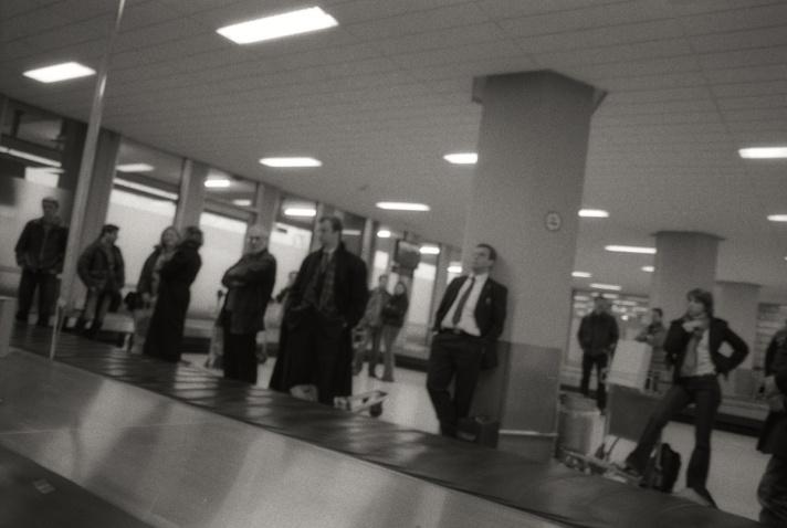 Aeropuerto, 2003